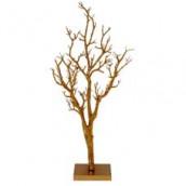 L'arbre à voeux or glitter