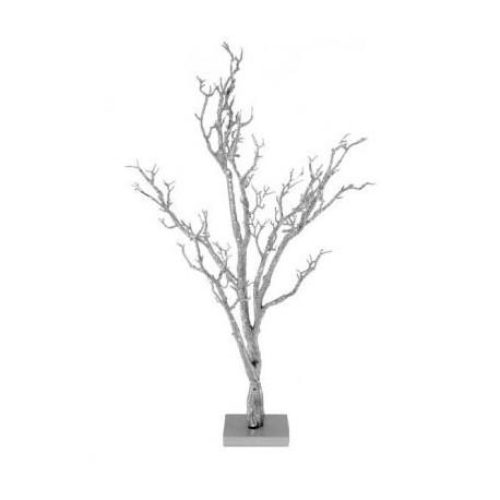 Arbre voeux argent mariage - L arbre a souhait ...