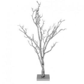 L'arbre à voeux glitter argent