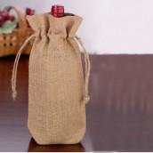Le sac en toile de jute personnalisé