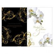 Les 2 programmes de mariage floral orchestra