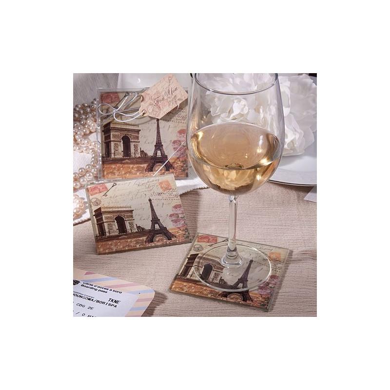 Cadeau invit dessous de verre paris - Dessous de verre originaux ...