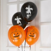 Les 8 ballons halloween