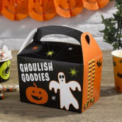 Les 8 lunch box halloween