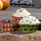 Les socles à cupcake halloween