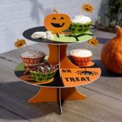 La desserte à cupcakes halloween