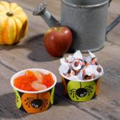 Les 8 pots à glace halloween
