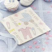 Les 20 serviettes baby shower