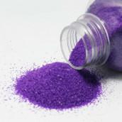 La bouteille de sable coloré