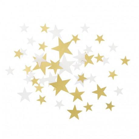 Paillettes d coratives toile confettis de table - Image d etoile de noel ...