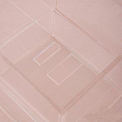 Le porte alliances boite transparente acrylique place du - Boite acrylique transparente ...