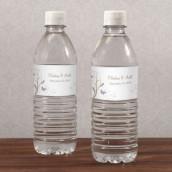 Les 10 étiquettes à bouteille champêtres - 9 coloris