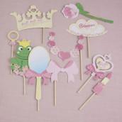 Le kit photobooth princesse