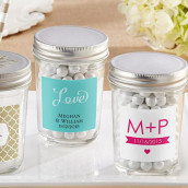 Mason jars miniature