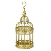 La mini cage dorée