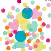 Le sachet confettis multicolores
