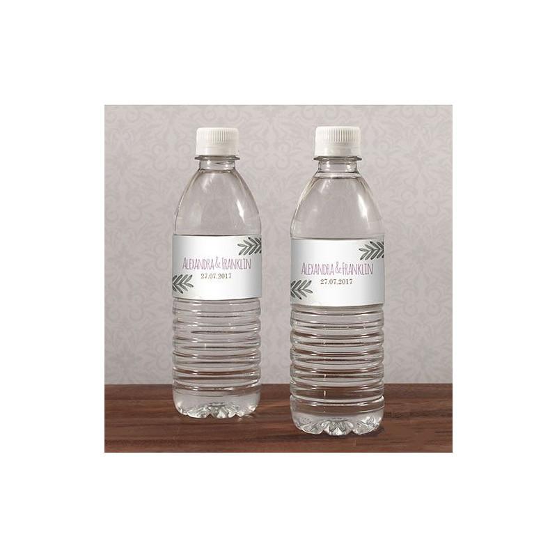 Gut gemocht etiquette personnalisée bouteille champetre AR12