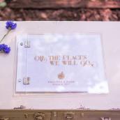 Le livre d'or personnalisée voyage
