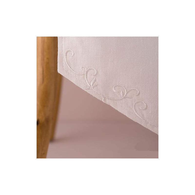 Housse de chaise bride groom for Housse de chaise dossier rond