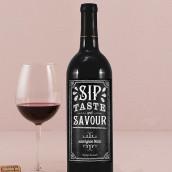 Les 8 étiquettes bouteille de vin ardoise