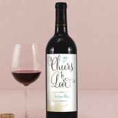 Les 8 étiquettes bouteille de vin plume bohème