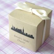 La boîte à dragées personnalisée New York
