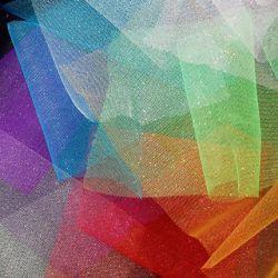 Le tulle pailleté (10 coloris)