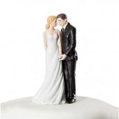 La figurine mariés complices