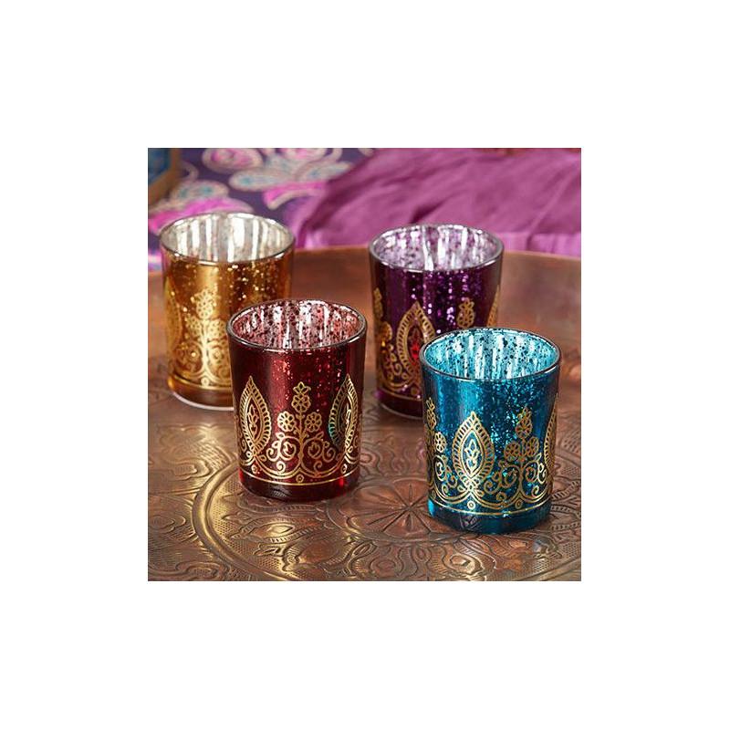 photophore de table mariage oriental. Black Bedroom Furniture Sets. Home Design Ideas