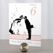 Les 12 numéros de table mariés
