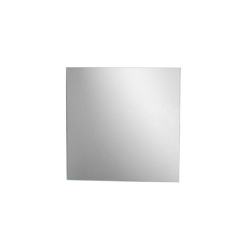 Miroir carre pour centre de table for Carre de miroir a coller