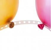 La guirlande attache ballons