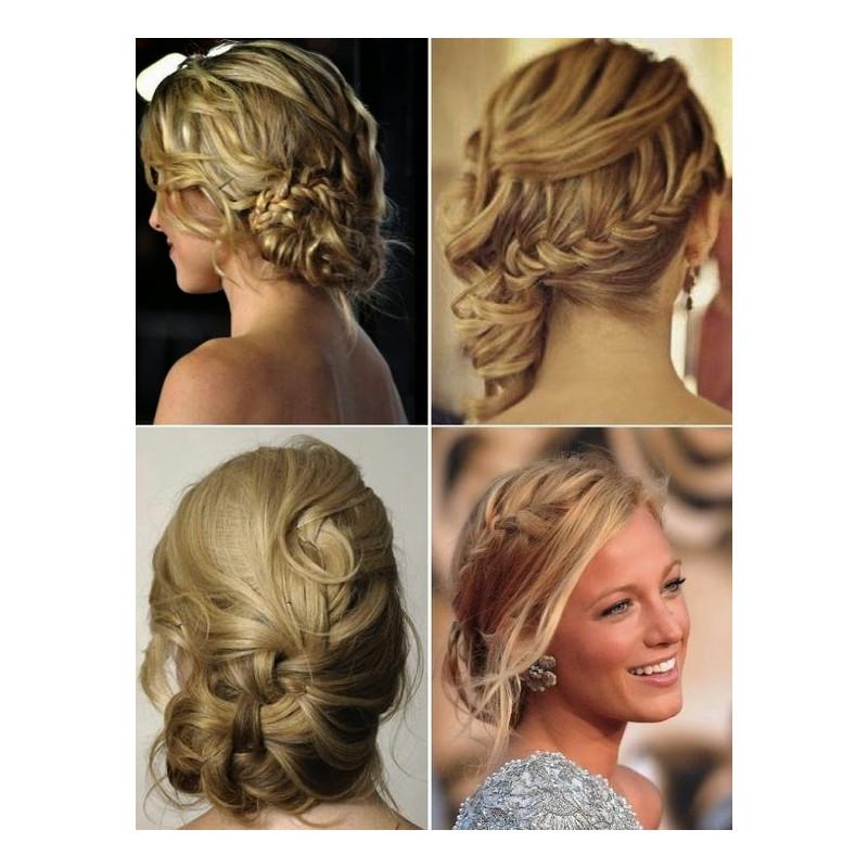 Préférence Trouvez des idées de coiffure mariage SQ46