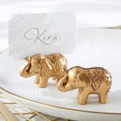 Le marque place éléphant doré