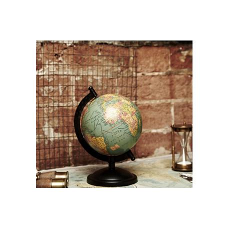 globe vintage. Black Bedroom Furniture Sets. Home Design Ideas
