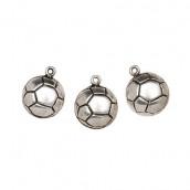 Les 12 pendentifs ballons de football