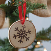 Idées pour des décorations de Noel à suspendre
