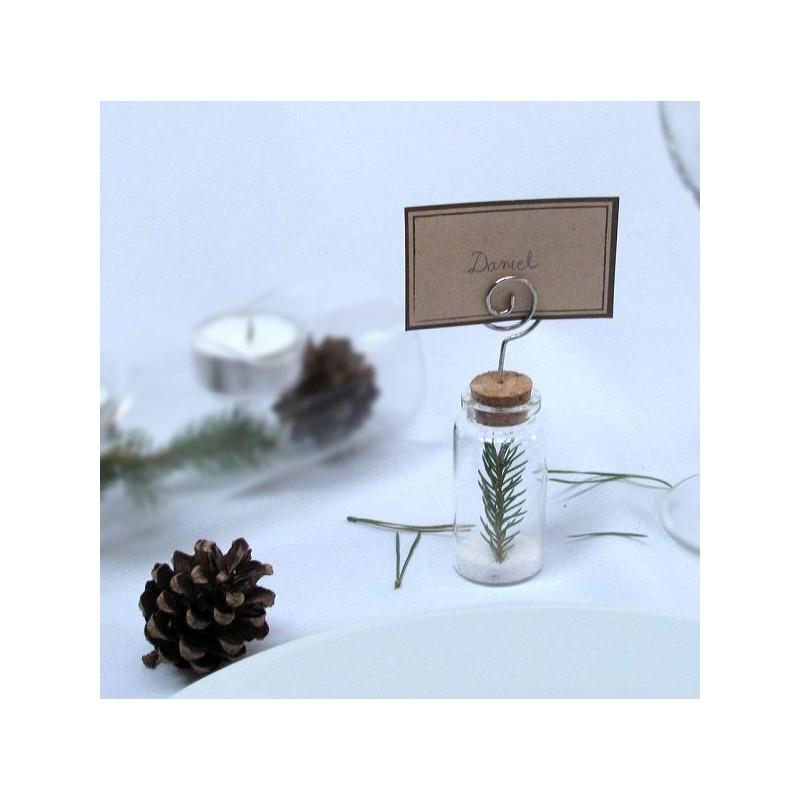 eprouvette en verre marque place decoration mariage. Black Bedroom Furniture Sets. Home Design Ideas