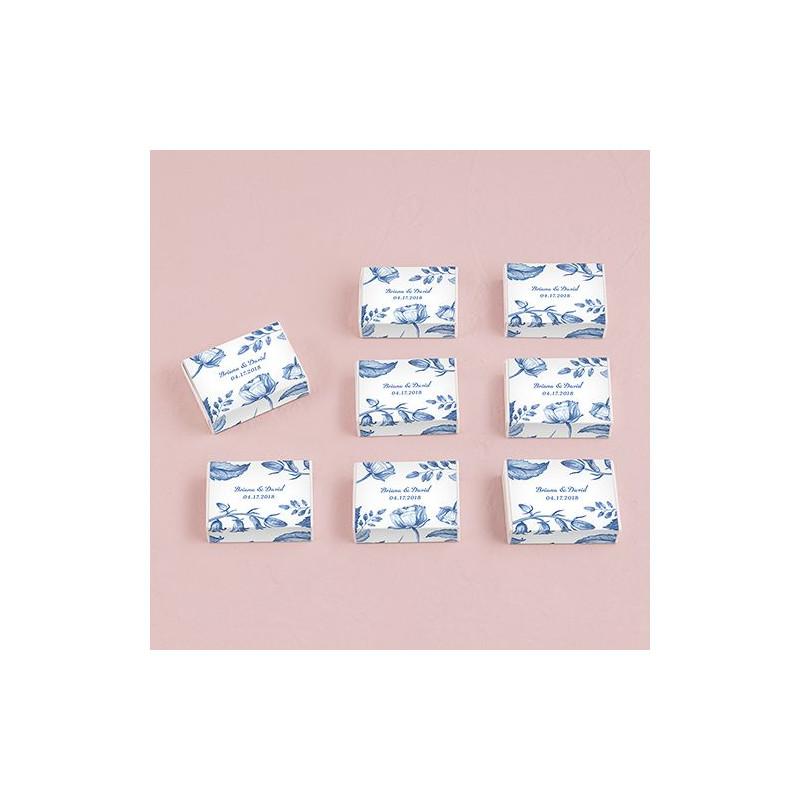 les 8 emballages romance pour boite dallumettes personnalise - Allumettes Personnalises Mariage