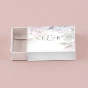 les 8 emballages floral pour boite dallumettes personnalise - Allumettes Personnalises Mariage