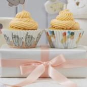 Les caissettes à cupcake éléphanteau