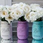 1001 idées pour la mason jar