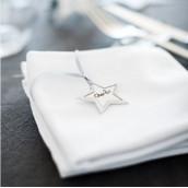 Les 10 étiquettes étoile argent