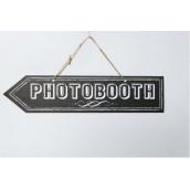 La pancarte ardoise photobooth