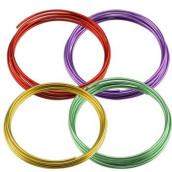 Le fil métallique 2mm sur 3m (9 coloris)
