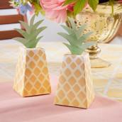 La boîte à dragées ananas (x24)