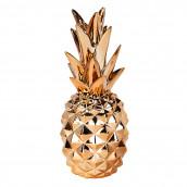 L'ananas doré décoratif