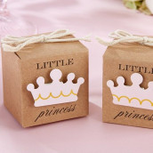 La boîte à dragées petite princesse (x24)