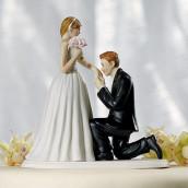 La figurine le baise main