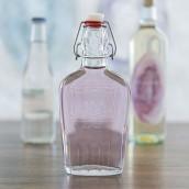 La flasque personnalisée pierre précieuse